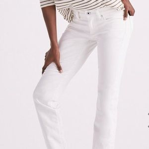 Lucky Jeans White